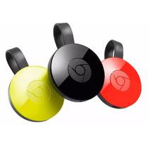 Chromecast Aparelho Transforma Sua Tv Em Uma Smart Tv Netfli