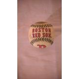Pelota De Beisbol De Boston Red Sox