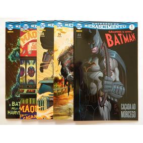 Hq Batman Grandes Astros 1 Ao 5 Universo Dc Renascimento
