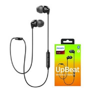 Audifono In-ear Bluetooth Philips Upbeat Negro