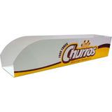 Caixinha Personalizada Churros,embalagem Food Truck 2000 Un
