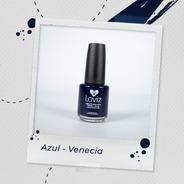 Azul - Venecia | Esmalte De Larga Duración De 15ml