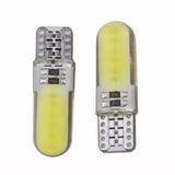 Lámpara Led Cob T10 Posición Silicona Alto Brillo Y Calidad