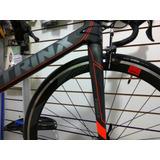 Bicicleta Ruta Trinx Rapid 1.0 Carbon. Talle 50x54 Cm