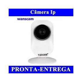 Câmera De Segurança Ip 720p Wascam Wi-fi Visão Noturna