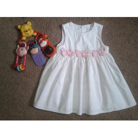 Vestido Nuevo Importado Bebe Niña