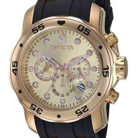 Relógio Invicta Pro Diver 17884 - Rose Dourado Masculino