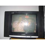 Televisor 21 Pulgadas Cyberlux Con Control Ultra Slim 2años
