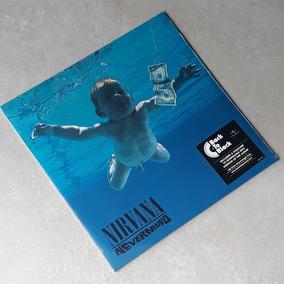 Vinil Lp Nirvana Nevermind Serie Back To Black Lacrado