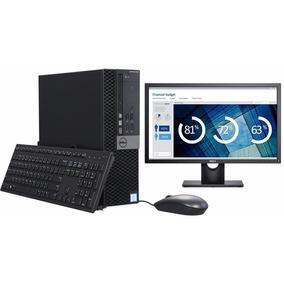 Computador Dell Optiplex 3040 I3 6ª 4g 500gb Monitor 20