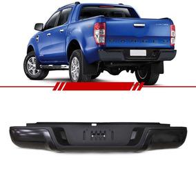 Parachoque Traseiro Ford Ranger 2012 2013 2014 2015 Preto