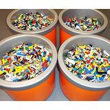 Lego 1 Libra Partes Y Piezas Grandes A Granel Lote Ladrillos