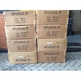 Amplificador Potencia Studior Z16 16000w Studio R Novo