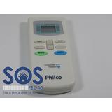 Controle Remoto Ar Condicionado Portátil Philco Ph13000qf