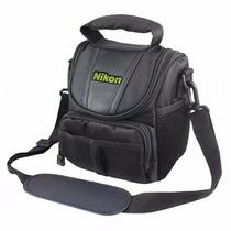 Bolsa Case Para Nikon Coolpix P510 P520 L310 L810 L820 L120