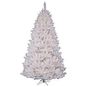 rbol de navidad luces vickerman usparkle abeto blanco