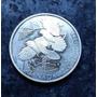 Moneda Canada 50 Cent 1995 De Plata Pajaros