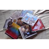 Cds Nirvana, Bob Marley, Aerosmith, Mariah Carey Originales