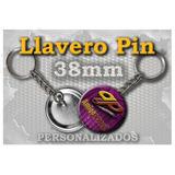 Llavero Pin 38mm (personalizado)