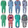 Pijama 5 Años Enterito Carters ® Algodon 100% Antideslizant