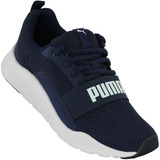 Tênis Infantil Puma Wired Ps