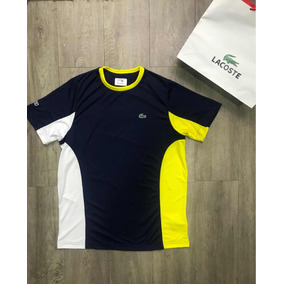 f87695c8ce9 Lacoste Sport - Camisetas no Mercado Livre Brasil