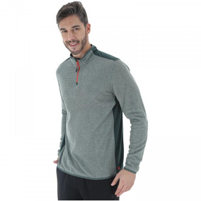 fe650603279fd Blusa De Frio Fleece Oxer Fleece Torquay - Verde Escuro