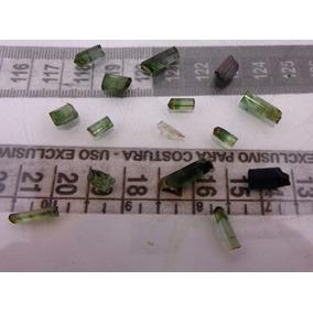 Lote De Turmalina Verde - 4286