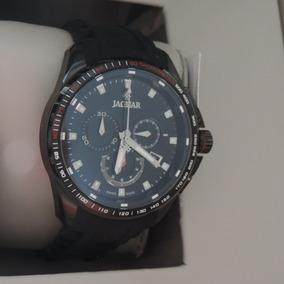 Relógio Jaguar J01cabp01 Swiss Made Mecanismo Ronda Luxo