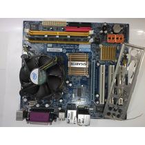 Placa Mãe Gigabyte Ga-945gzm-s2 Dual Core E5700 2gb Ddr2