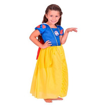 Disfraz Disney Blanca Nieves Clasico Original New Toys