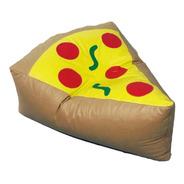 Sillon Puff Pizza Ideal Para Personas De Hasta 85 Kg