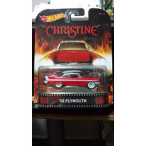 Hotwheels The Christine El Carro Diabolico