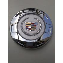Centro Tapa Rueda 22 Cromado Suv S Cadillac Orig 09598297