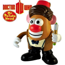 Doctor Who Mr. Potato Head Sr. Cabeça De Batata Do 11º Doc