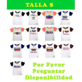 Franelas De Venezuela, Blusas De Dama, Camisas De Venezuela