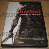 Rambo (dvd) Regreso Al Infierno Stallone B2