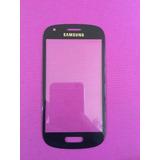 Touch Screen Glass Samsung Galaxy S3 Mini I8190 Negro