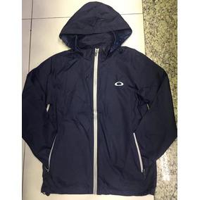 Jaqueta Oakley Para O Frio Com Capuz Corta Vento Homem Blusa
