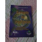 Libro De Investigacion De Jackeline Hurtado De Barrera,usado