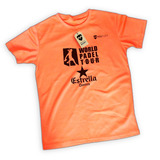 Remera World Padel Tour Dri Fit Deportiva Wpt - Mapuer