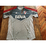 Camiseta Oficial River Plate Arquero Buzo Barovero Batalla