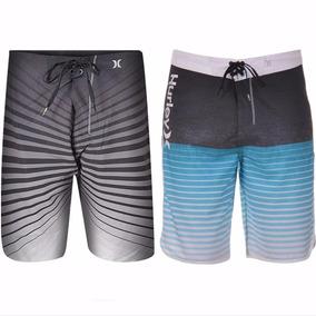 Kit 10 Bermuda Shorts Tactel Surf Praia Frete Grátis 36 Á 50