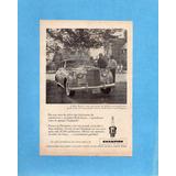 Propaganda Antiga Rolls Royce - Velas Champion - Lt0069