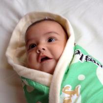Cobija Reversible Para Bebe