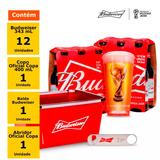 Kit Copa Budweiser Budweiser