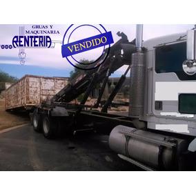 Vendido!!! Roll Off Recolector Kenworth T800 Precio Neto