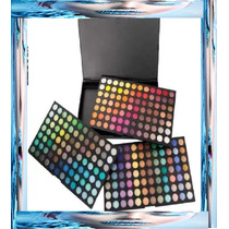 Paleta 252 Sombras, Maquillaje Profesional, Envio Gratis