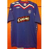 Camisa Glasgow Rangers 2007/08 Mc Calmann Rara