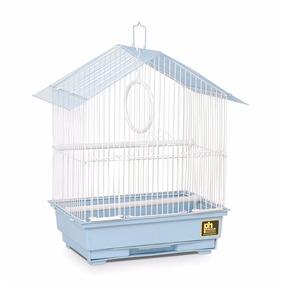 Jaula De Lujo Importada Para Periquitos Y Aves Pequeñas